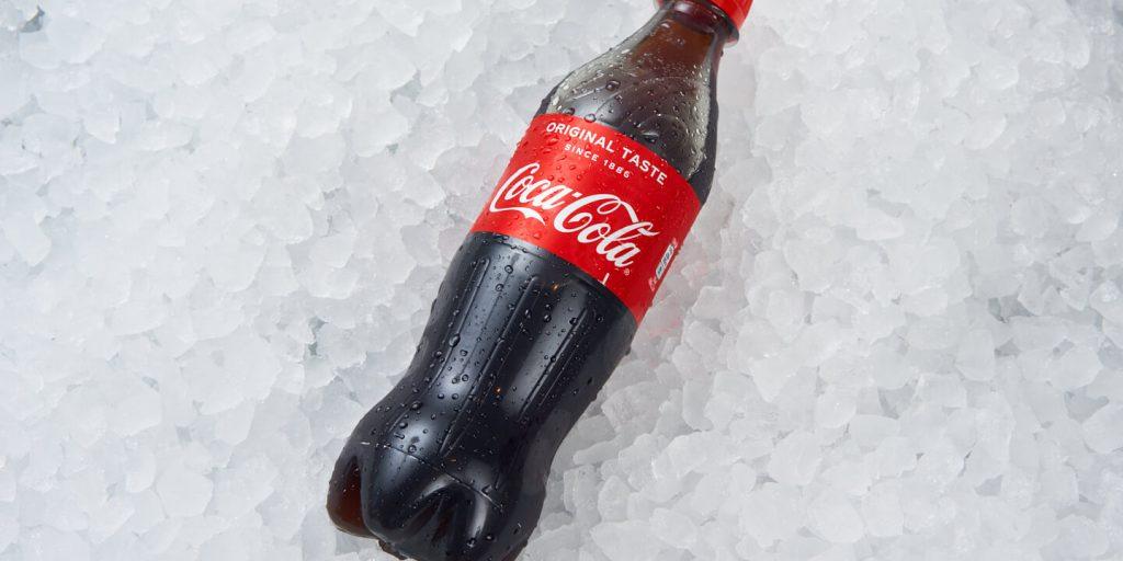 Flesje Coca Cola