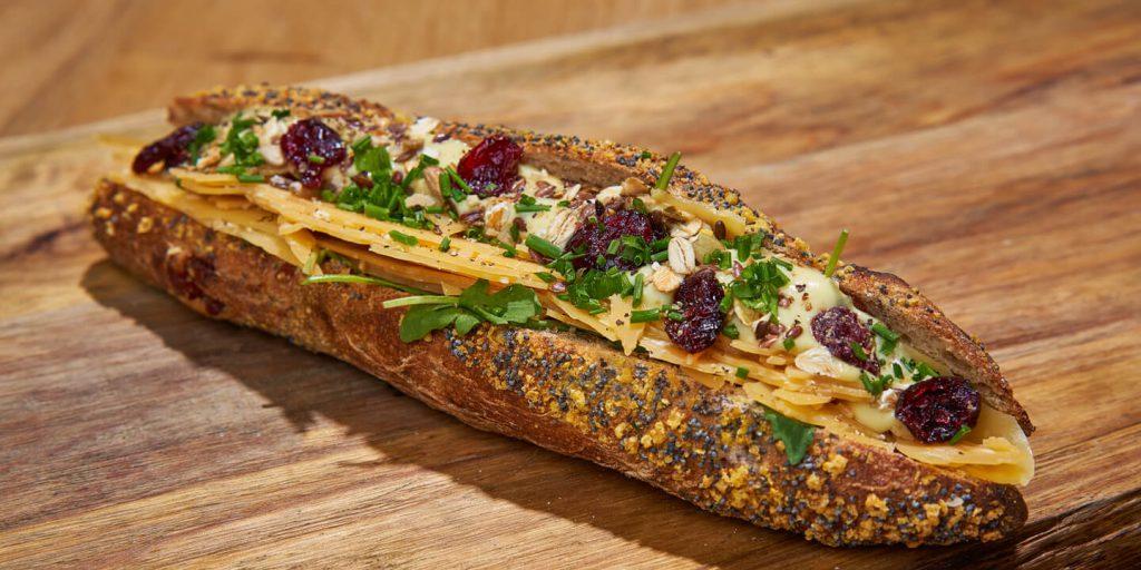 Power Food 'Overjarige Noord-Hollandse kaas'