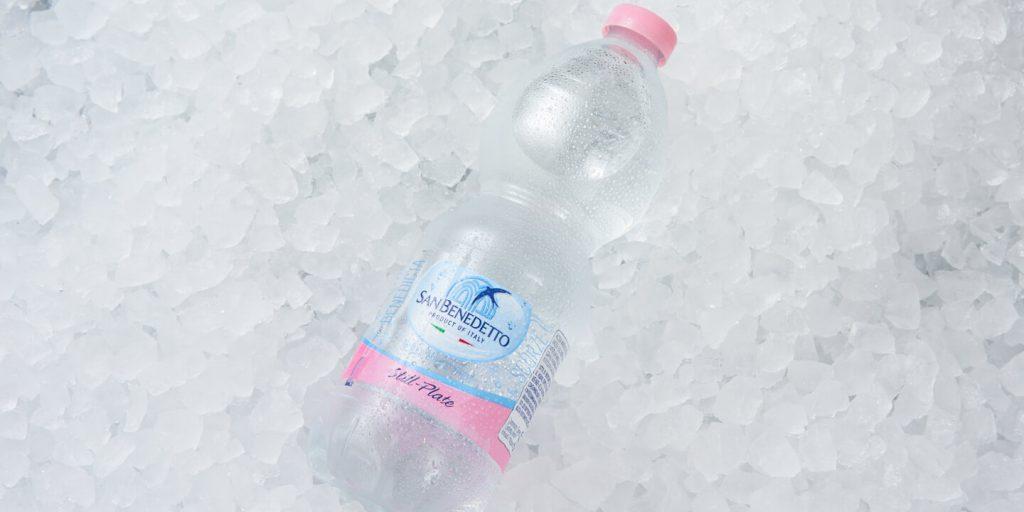 Flesje San Benedetto Water